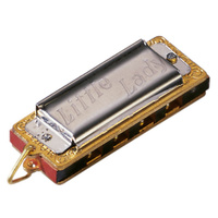 Hohner Miniatures Series Little Lady Standard Harmonica in the Key of C
