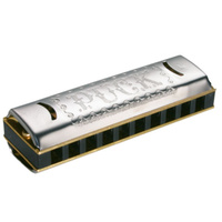 Hohner Historic Collection Puck 10-Hole Harmonica in the Key of C