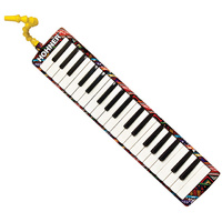 Hohner Airboard 37-Key Melodica in Rasta Design