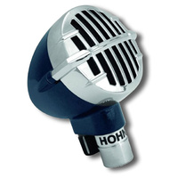 Hohner Blues Blaster Harmonica Microphone