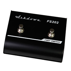 Ashdown Amplifier Dual Foot Switch