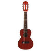 Aria AU-Series G-Uke Acoustic/Electric 6 String Guitalele in Natural Satin Finish