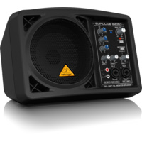 "Behringer Eurolive B205D Ultra Compact Active 150W, 5.25"" Multi-purpose PA Speaker System"
