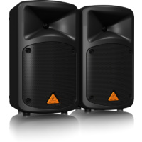 Behringer Europort EPS500MP3 Ultra-Compact 500-Watt, 8-Channel Portable PA System