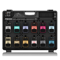 Behringer PB1000 Powered Universal Effects Pedal Floor Board