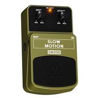 Behringer SM200 Slow Motion Classic Attack Effects Pedal