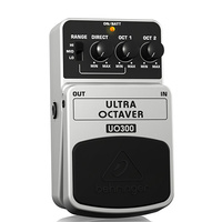Behringer UO300 3-Mode Ultra Octaver Effects Pedal