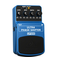 Behringer UP300 Ultra Phase Shifter 2-mode Phaser Effects Pedal