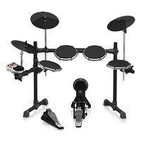 Behringer XD80USB High-Performance 8-Piece Electronic Drum Set