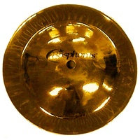 "Bosphorus Gold Series 12"" Bell Cymbal with 15cm Cup"