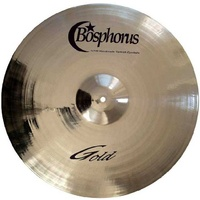 "Bosphorus Gold Series 17"" Full Crash Cymbal"