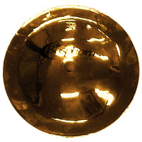 "Bosphorus Gold Series 8"" Bell Cymbal with 15cm Cup"