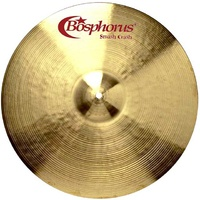 "Bosphorus Groove Series 16"" Smash Crash Cymbal"