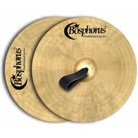 "Bosphorus Orchestral Series 20"" Marching Band Cymbals (Pair)"