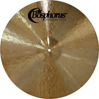 "Bosphorus Traditional Series 18"" Crash/Ride Cymbal"