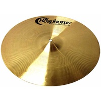 "Bosphorus Traditional Series 18"" Dark Crash Cymbal"