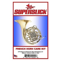 Superslick French Horn Care Kit