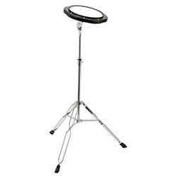 "Drumfire Practice Pad Kit with 8"" Pad & Stand"