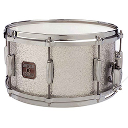 Gretsch Catalina Club Snare Drum Silver Sparkle Finish - 13 x 7""