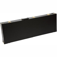 On Stage Oblong Electric Guitar Hardcase in Black
