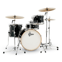 Gretsch Catalina Club Classic 4-Pce Drum Kit in Piano Black