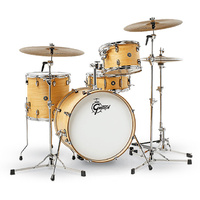 Gretsch Catalina Club Classic 4-Pce Drum Kit in Satin Natural
