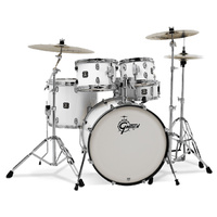 Gretsch Energy Series Fusion 5-Pce Drum Kit in White
