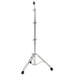 Gibraltar 6600 Series Professional Straight Cymbal Stand with Swing Nut Cymbal Mount
