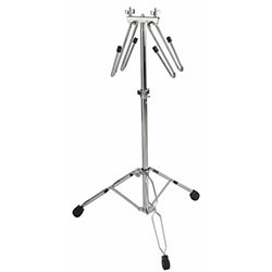 Gibraltar Concert Cymbal Stand Holds Two Handheld Cymbals