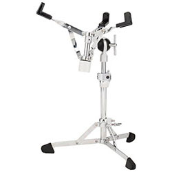 Gibraltar 8700 Series Flat Base Snare Stand with Ultra Adjust Basket