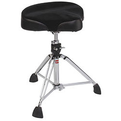 Gibraltar 9600 Series Drum Throne with Motostyle Contoured Seat