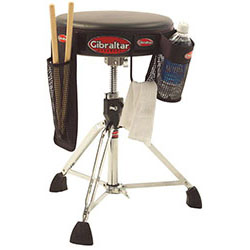 Gibraltar 9600 Series Workstation Drum Throne with Attachments