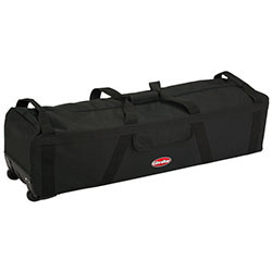 "Gibraltar Long Drum Hardware Bag with Wheels (44"" x 11"" x 11"")"