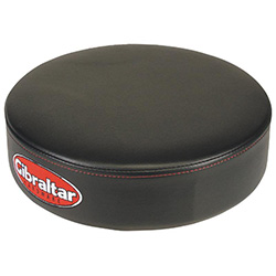 Gibraltar 9600 Series Vinyl Round Drum Throne Seat Only