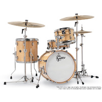 Gretsch RN2 Renown Series 4-Pce Drum Kit in Gloss Natural