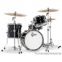 Gretsch RN2 Renown Series 4-Pce Drum Kit in Piano Black