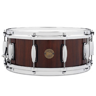 Gretsch Gold Series Snare Drum Natural Rosewood Finish - 14 x 5.5""