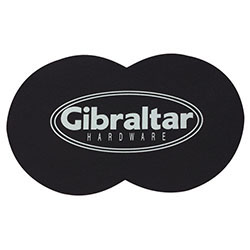 Gibraltar Double Bass Drum Pedal Beater Pad - Pk 1