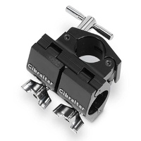 Gibraltar Road Series Drum Rack Double Right Angle Clamp - Pk 1