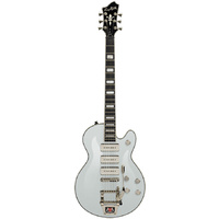 Hagstrom Tremar Super Swede P90 Guitar in White Gloss