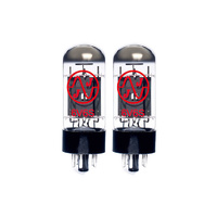 JJ Electronic 6V6S Power Tubes (Matched Pair)