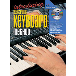 Introducing Electronic Keyboard Method Book/CD