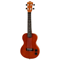 Leolani Solid Body Electric Ukulele with Gigbag