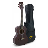Kohala Soprano Ukulele Player's Pack with Ukulele, Bag and Tuner in Natural Satin Finish
