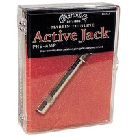 Martin Thinline Active Guitar Jack