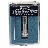 Martin Thinline 332 Second Generation Acoustic Guitar Pickup System