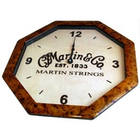 C.F. Martin & Co. Decorative Wall Clock