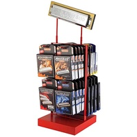 Hohner #32 Harmonica Counter Top Display Stand