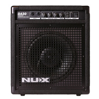 NU-X 30W Electronic Drum Kit Amplifier