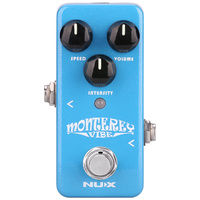 NU-X Mini Core Series Monterey Vibe Effects Pedal
